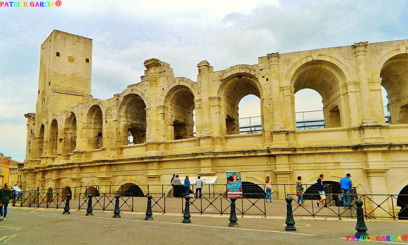 ARLES ARENES EXT 3024 copie