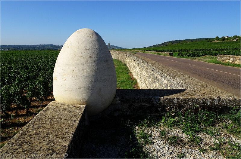 Oeuf de pierre Puligny - 3