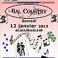 Bal country des