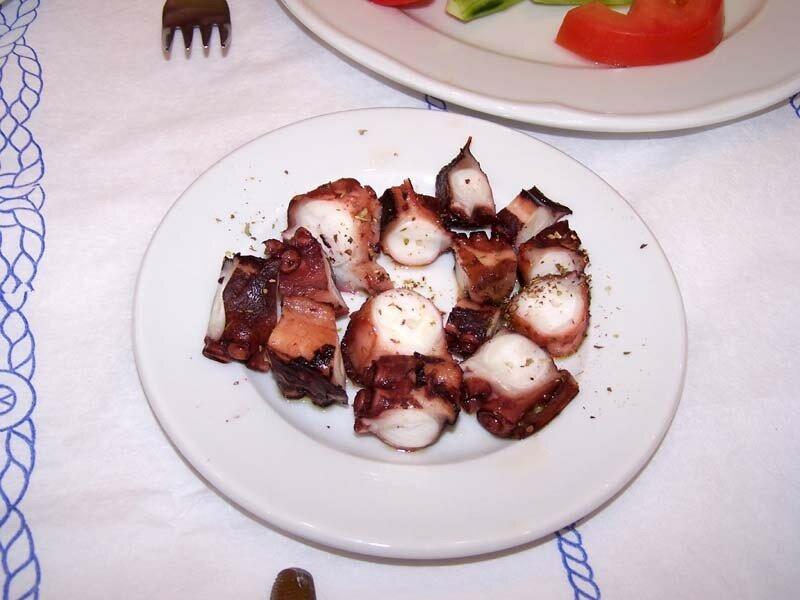 specialite culinaire grece