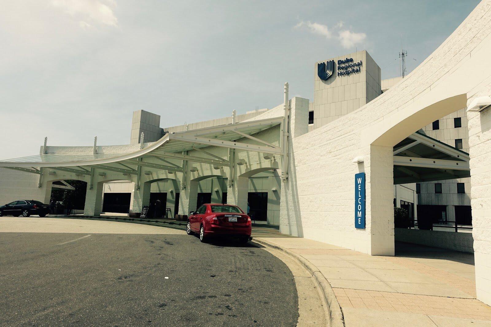 A la découverte de Duke Regional Hospital ! - 6 à Durham, NC USA