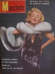 Manchete Bresil 1957
