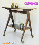 DESSERTE-TABLE-Roulettes-Clémence-muluBrok-Vintage