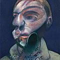 Sotheby's sale led by francis bacon's evocative 'self-portrait' from 1975