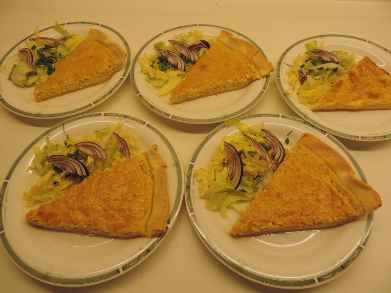 ma tarte aux Maroilles (5)