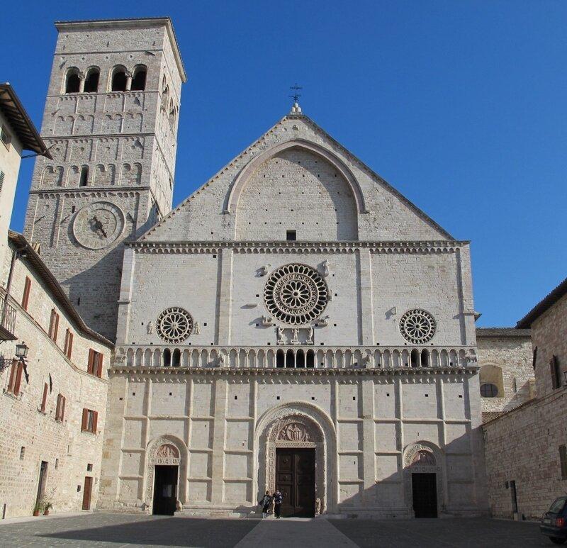 ASSISI (musée cathédrale)