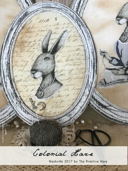 colonial hare 2