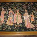 Une trés belle tapisserie de Josiane SOLARA