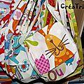 Des petits sacs pour les enfants