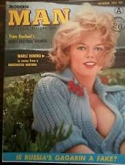 Marli Renfro Man mag cover