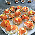 Blinis party