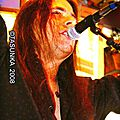 ANDRE MATOS (Hard Rock Cafe / Paris fev. 2008)