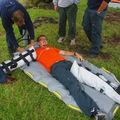 Formation médicale - session 3, brancardage // medical training - session 3, stretchers