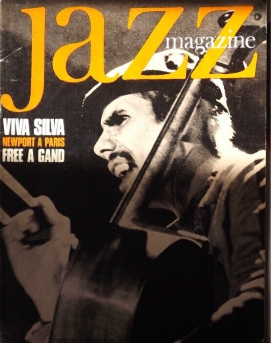 Alan Silva Jazz Mag dec 71