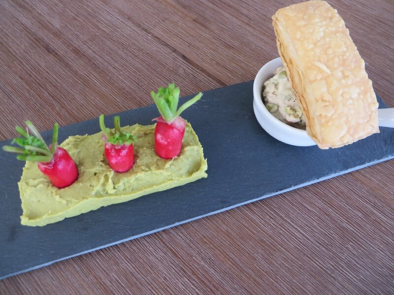 Millefeuille petits pois thon (5)