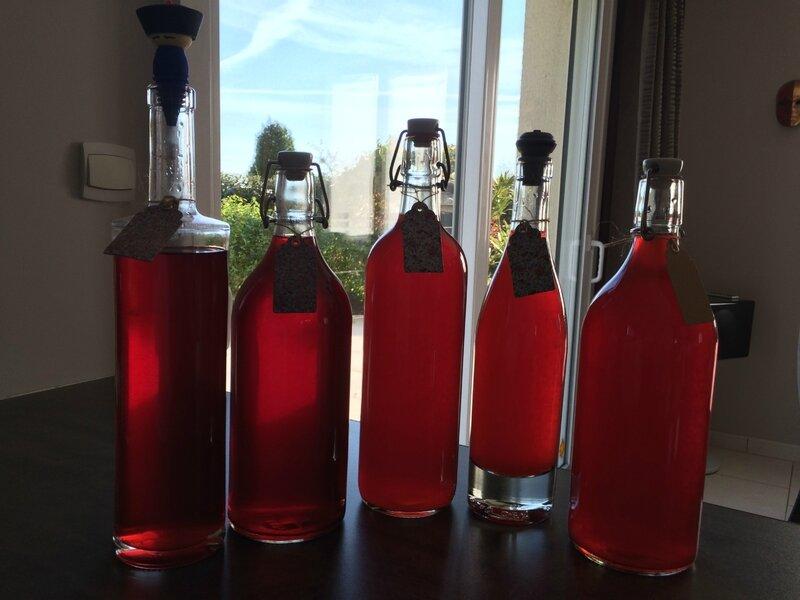 Vin de framboises (2)