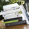 Pendant cet été, je n'ai pas fait que lire !