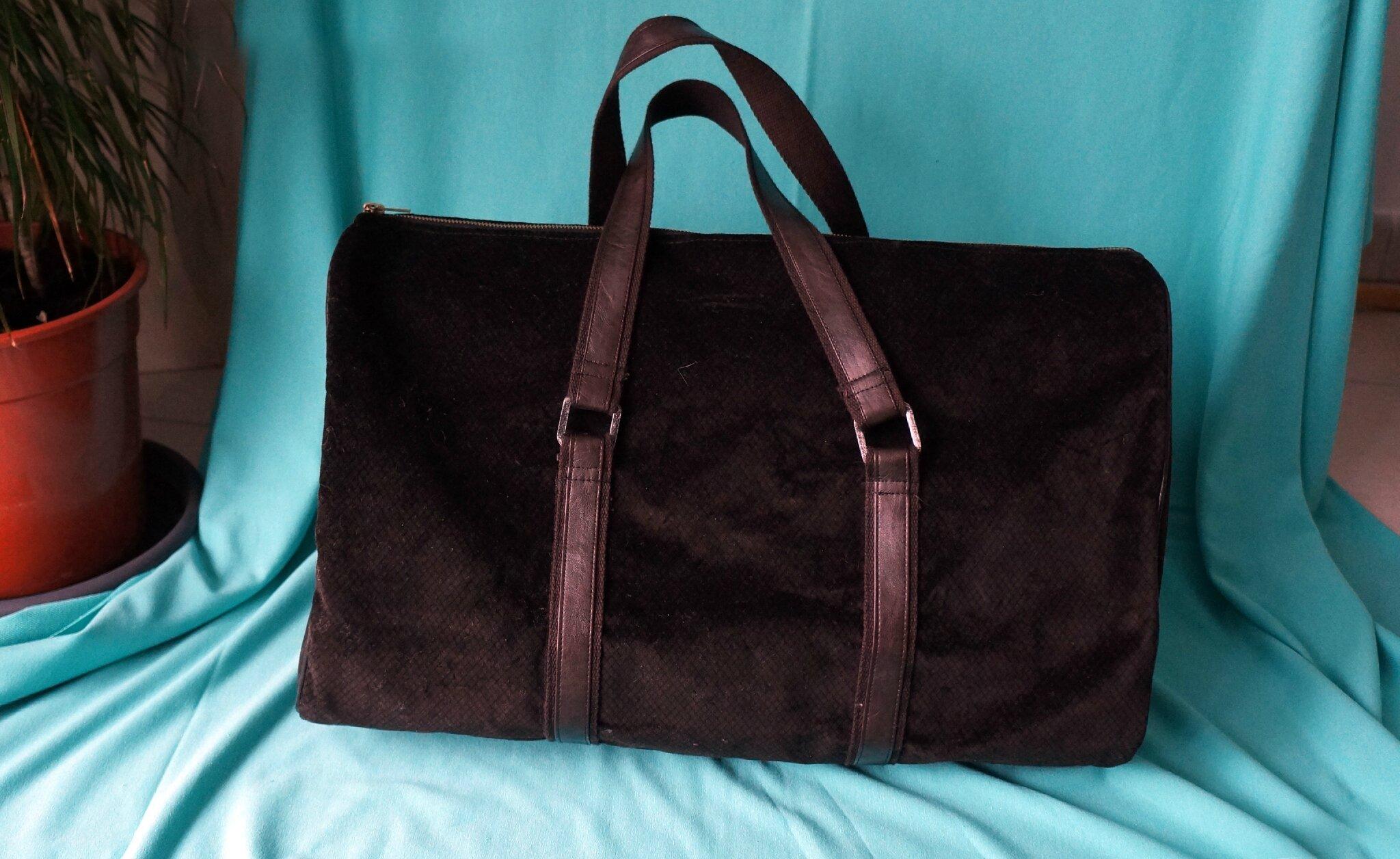 Un sac de voyage pour un anniversaire - Les