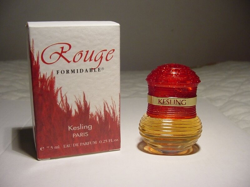KESLING-ROUGEFORMIDABLE