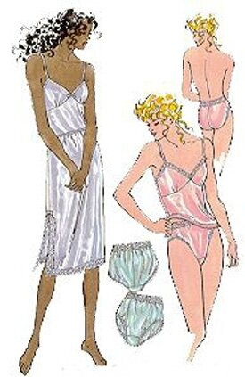 Bra-makers Supply - Panties, Camisole and Slips PK-2467