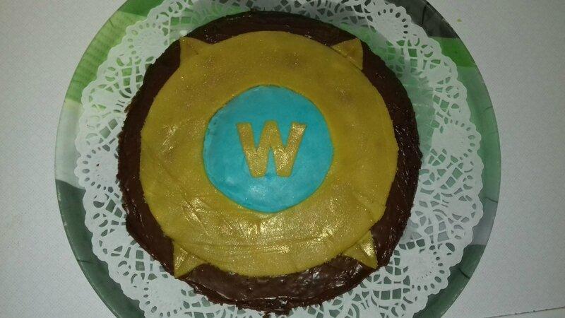 WoW logo 10