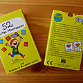 A gagner : 52 activités montessori