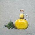 Peintures sur lin.....