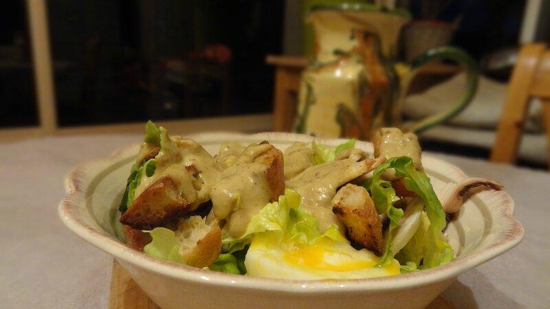 entree salade caesar 1
