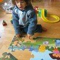 Gabi au puzzle mardi 30 janvier