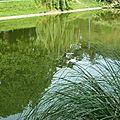 Parc montsouris tout vert
