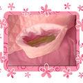 3 : TROUSSE rose clair ASSORTIE AU SAC A LANGER