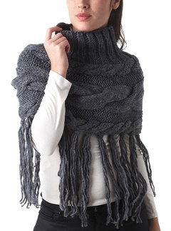 poncho_torsade_a_franges_gris_moyen_106486_photo