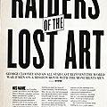 George clooney et les aventuriers de l'art perdu