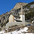 L'église saint-michel de cervières