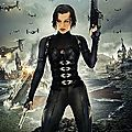 Resident evil retribution - paul w. s. anderson