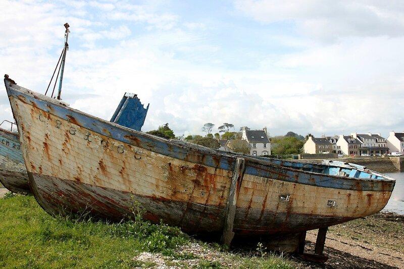 7-Cimetière Bateaux, Bretagne - Roscanvel_6806