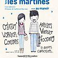 Le retour des martines#tome 3...