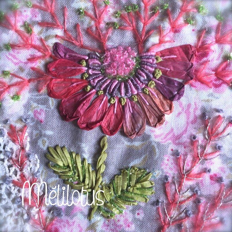 SacPatch Fleur#1bis
