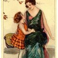 Bonne fête les mamans !