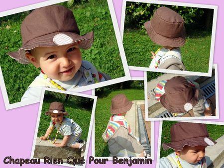 chapeau Benjamin