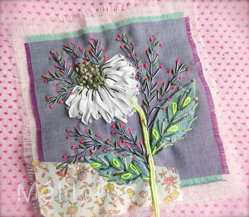 Fleur12x12 #43-2