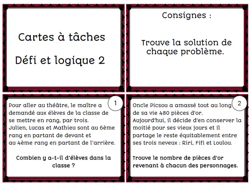 cartes 6