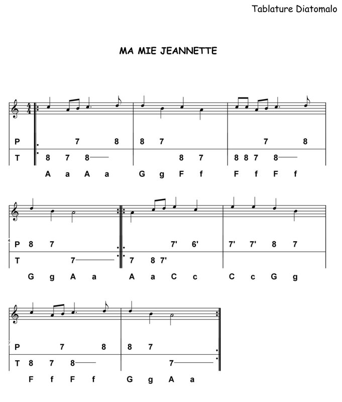 MA MIE JEANNETTE ++++