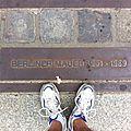 Jénorme au pied de l'ancien Mur (Allemagne)
