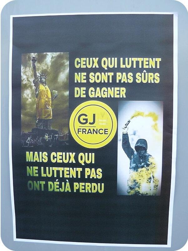 Quartier Drouot - Gilets jaunes 19