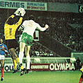 21 novembre 1984 FRANCE-BULGARIE ... MATCH QUALIFICATIF POUR MEXICO 86
