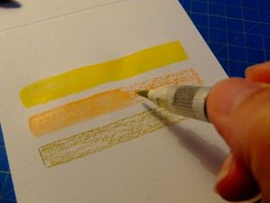 tuto crayon aquarellable 004