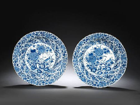 A_pair_of_blue_and_white_dishes