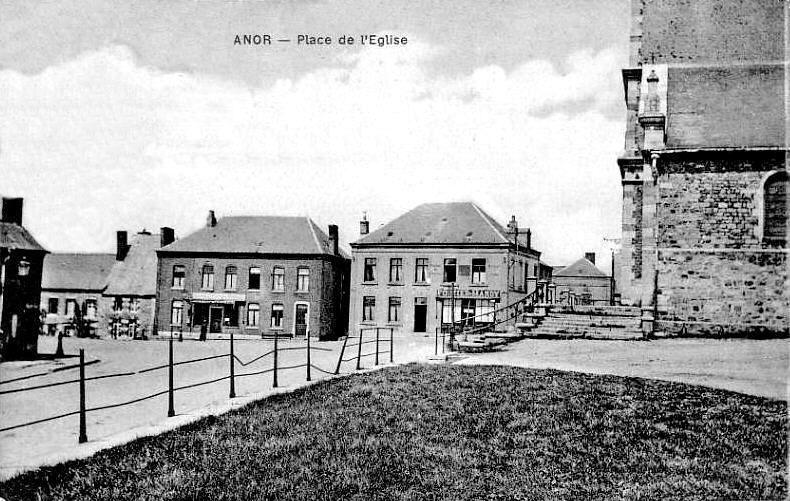 ANOR-La Place de l'église