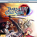 Cold Steel IV PS4
